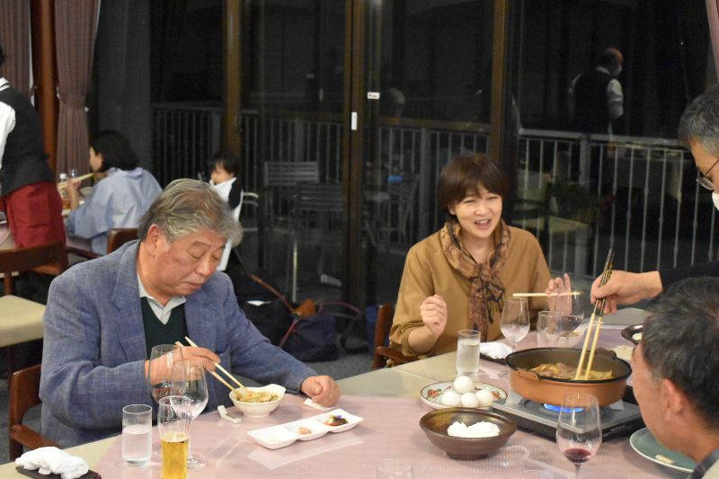 鳴沢カントリークラブの様子2
