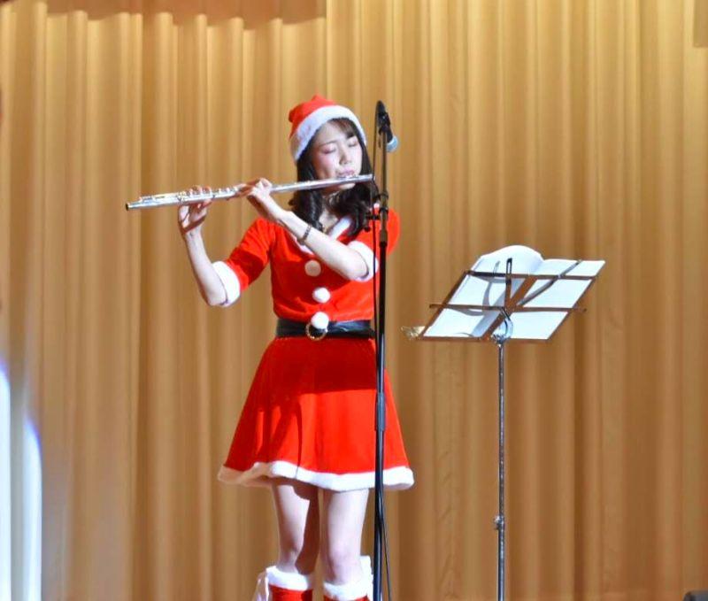クリスマス例会の様子4